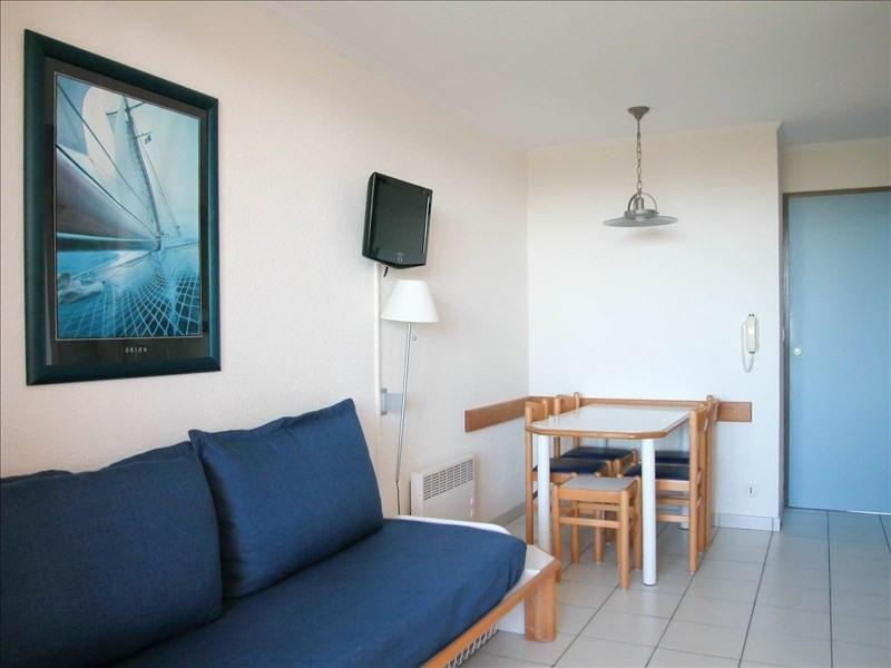 Revenda apartamento Talmont st hilaire 75600€ - Fotografia 5