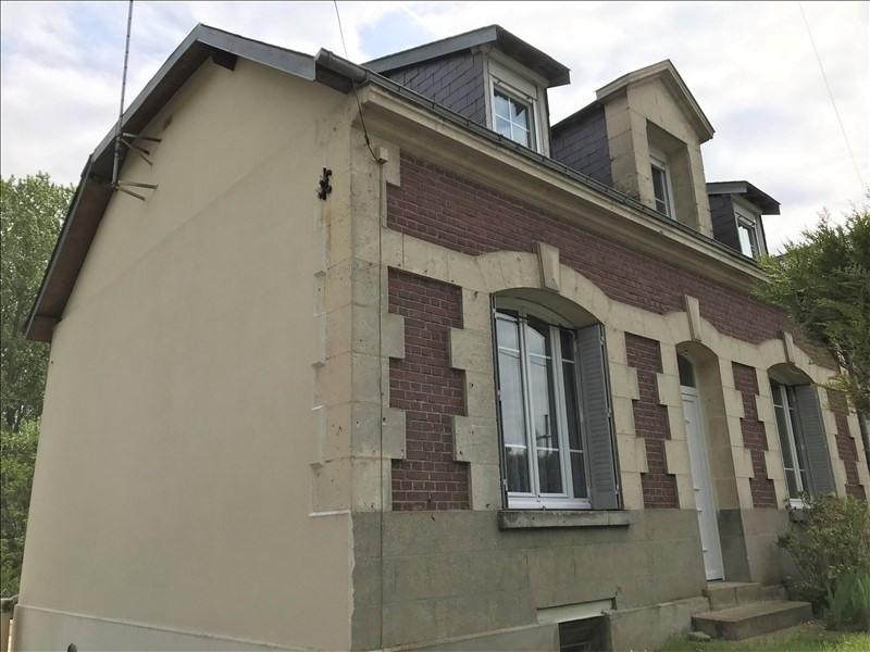Vente maison / villa Tracy le val 178000€ - Photo 1