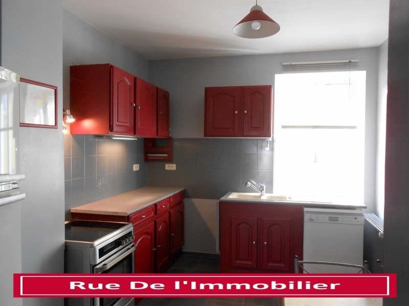 Sale house / villa Niedermodern 183180€ - Picture 3