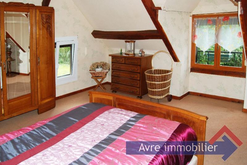 Sale house / villa Verneuil d avre et d iton 124000€ - Picture 8