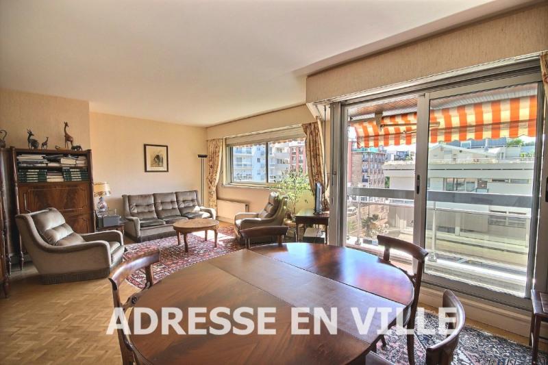 Revenda residencial de prestígio apartamento Levallois perret 1063000€ - Fotografia 1