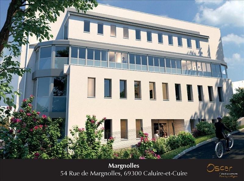 Rental apartment Caluire et cuire 455€ CC - Picture 1