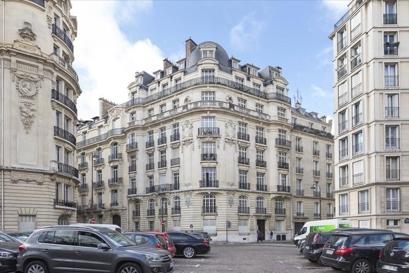 Deluxe sale apartment Paris 16ème 3300000€ - Picture 1