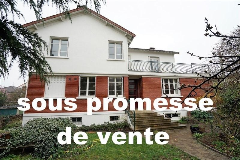 Vendita casa Colombes 776500€ - Fotografia 1