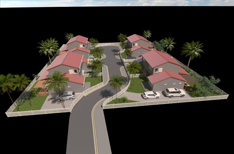 Sale house / villa Le moule 265000€ - Picture 3