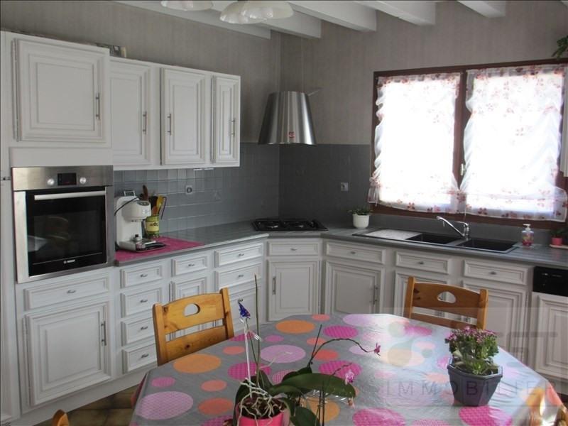 Sale house / villa Entrevernes 349000€ - Picture 2