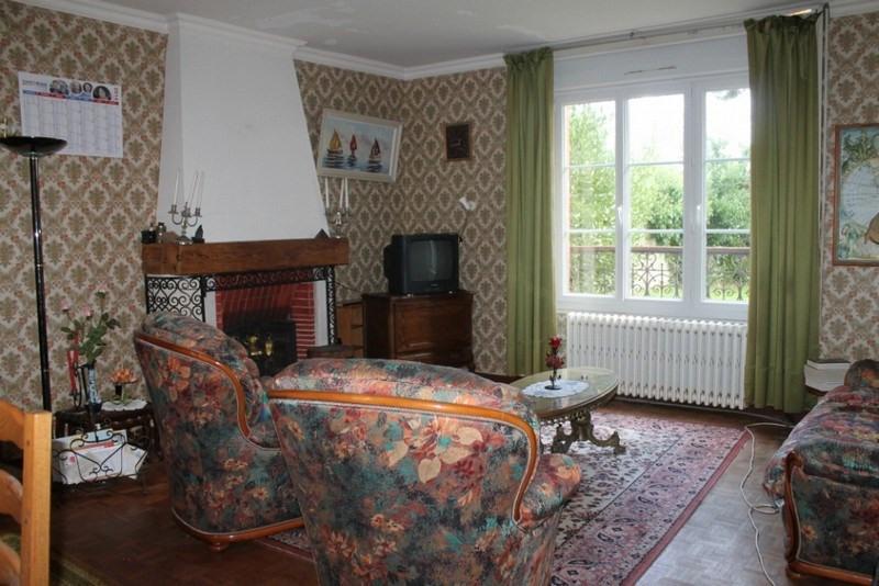 Sale house / villa St germain sur ay 182000€ - Picture 7