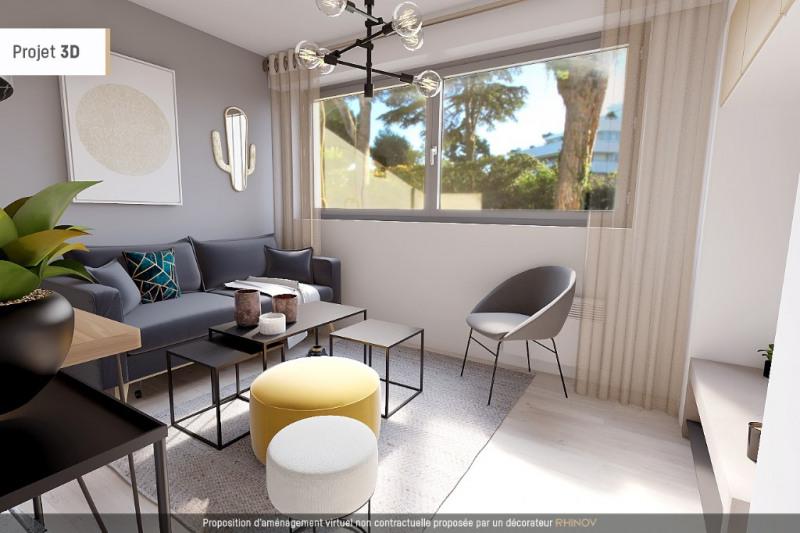 Rental apartment Villeneuve loubet 560€ CC - Picture 1