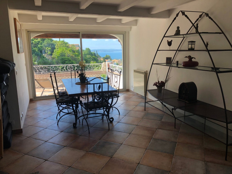 Location vacances maison / villa Les issambres 1 520€ - Photo 4