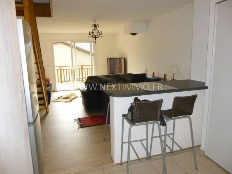 Revenda apartamento Saint-martin-vésubie 176000€ - Fotografia 1
