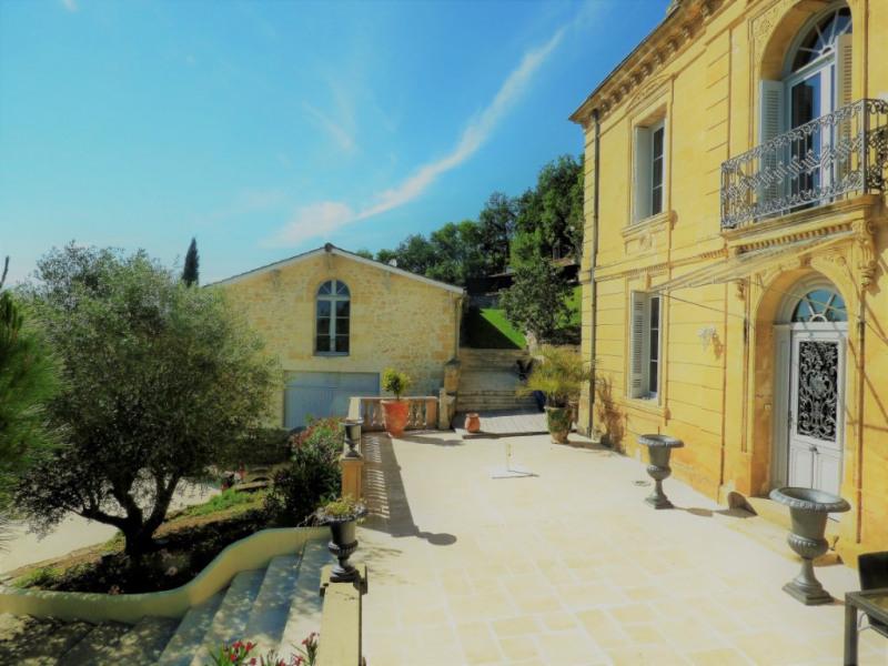 Venta de prestigio  casa Tabanac 850000€ - Fotografía 1