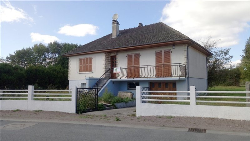 Sale house / villa Le veurdre 74 600€ - Picture 2