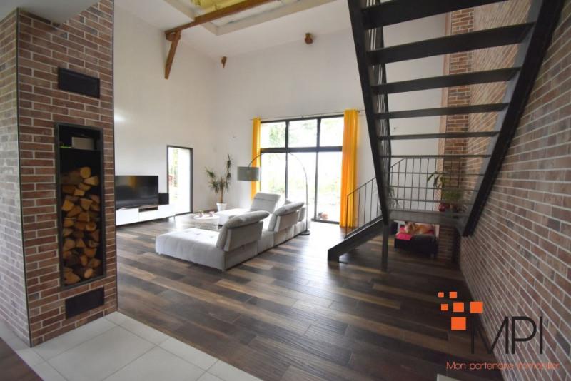Vente maison / villa Le rheu 532950€ - Photo 4