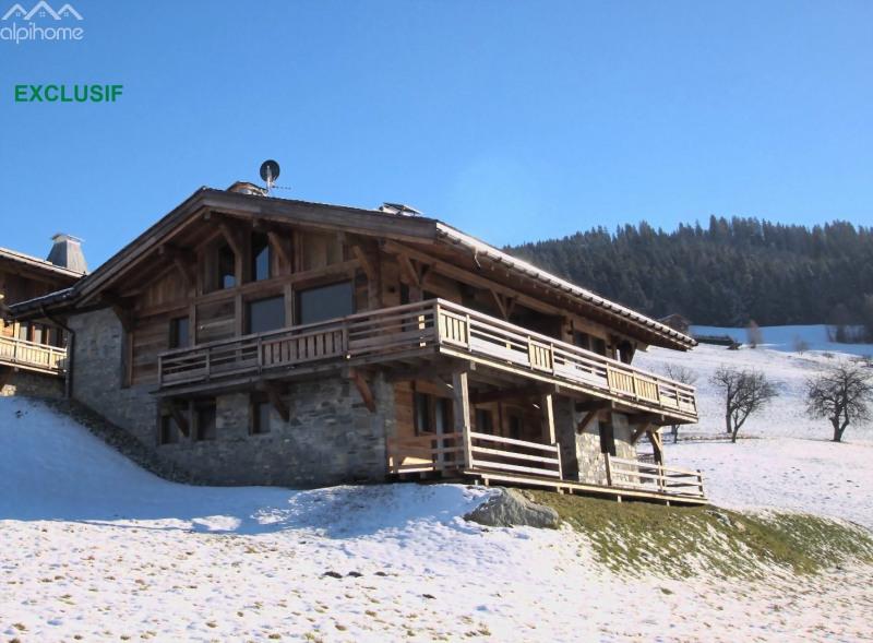 Deluxe sale house / villa Combloux 1390000€ - Picture 20