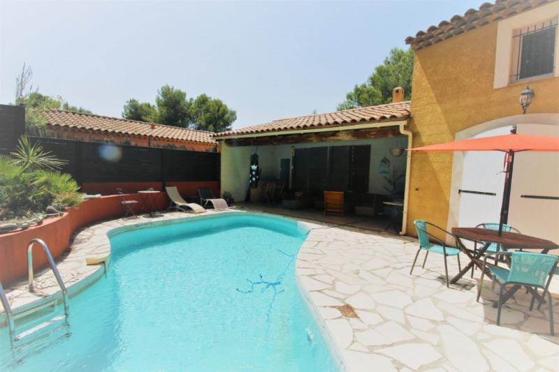 Sale house / villa Peyrolles en provence 460000€ - Picture 12