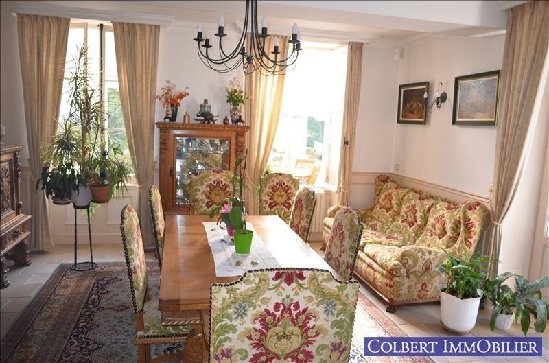 Vente de prestige maison / villa Moneteau 550000€ - Photo 3