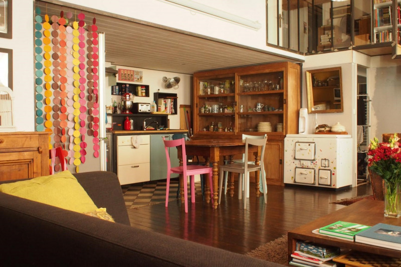 Venta  apartamento Lyon 4ème 420000€ - Fotografía 2