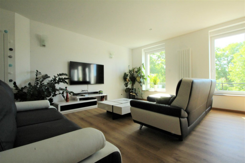 Sale apartment Bouxieres aux dames 137 000€ - Picture 1