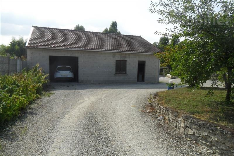 Sale house / villa Mergey 109500€ - Picture 4