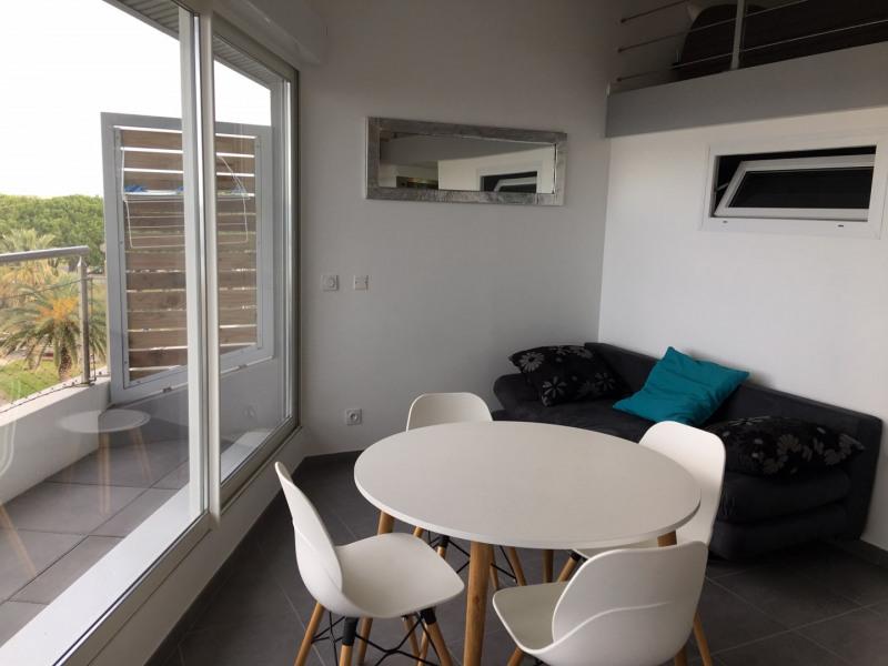 Location vacances appartement Le grau du roi 430€ - Photo 4