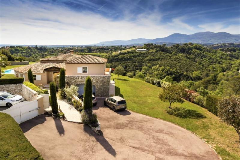 Vente de prestige maison / villa Cagnes sur mer 1395000€ - Photo 6