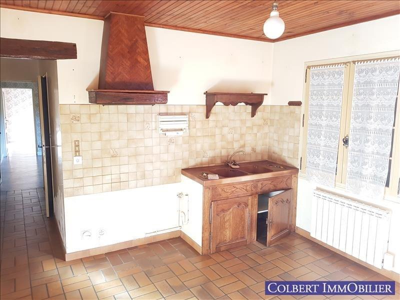 Vente maison / villa Seignelay 99000€ - Photo 4