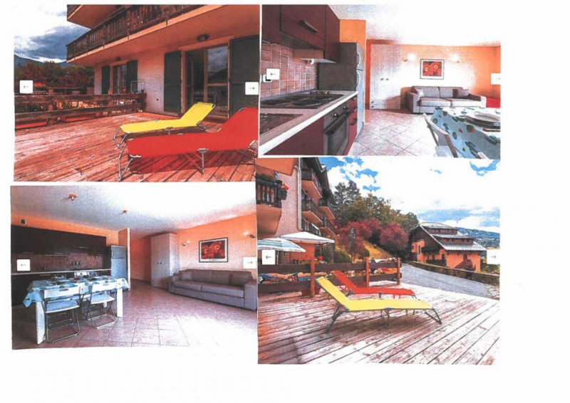 Investment property apartment Saint gervais les bains 110000€ - Picture 4