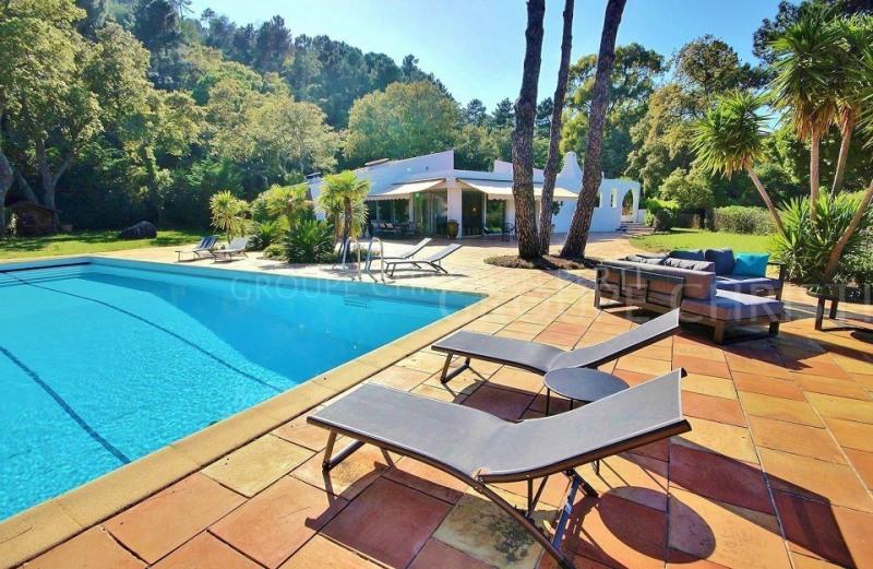 Vente de prestige maison / villa Frejus 1490000€ - Photo 1
