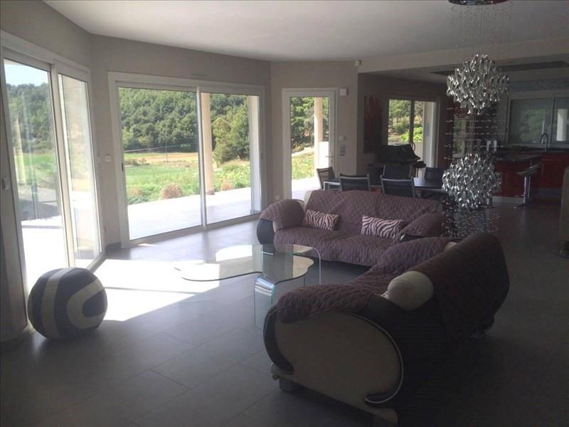 Vente maison / villa Charmes sur l herbasse 409000€ - Photo 4