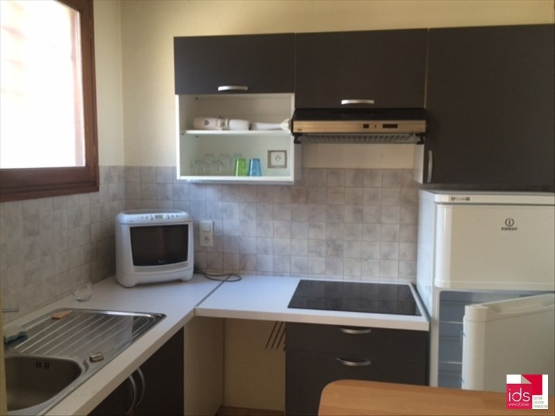 Rental apartment Pontcharra 465€ CC - Picture 1