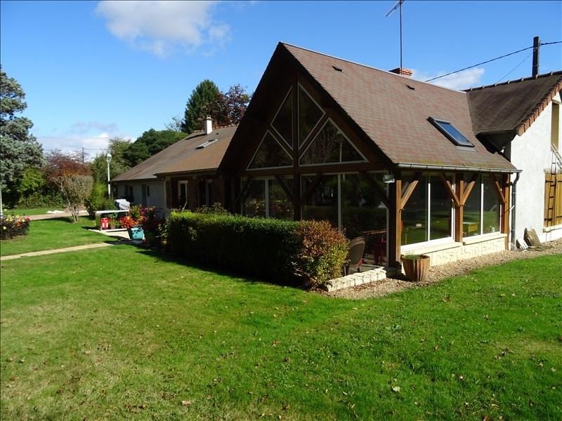 Venta  casa Fleury sur loire 212000€ - Fotografía 1
