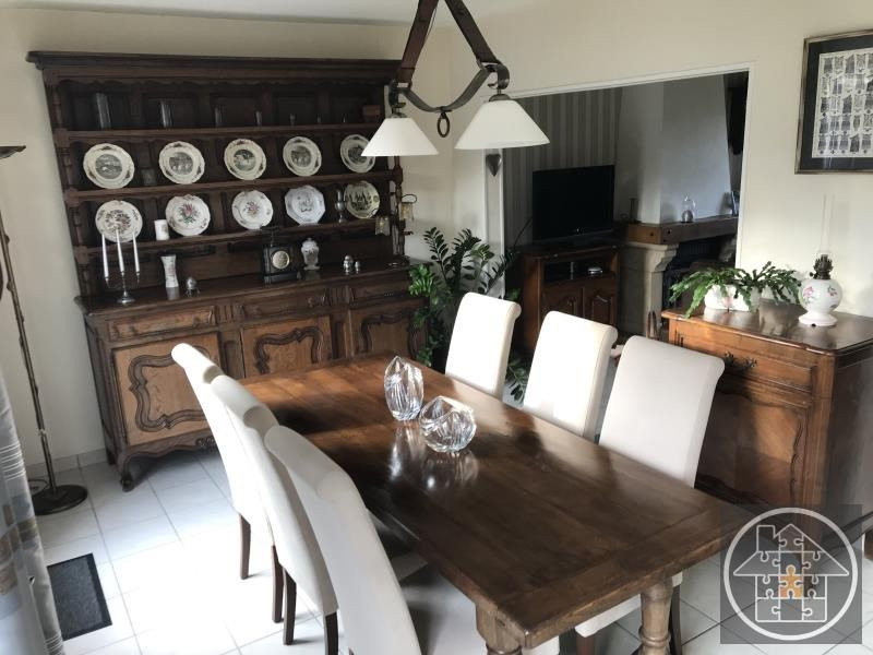 Sale house / villa Le plessis brion 219500€ - Picture 3