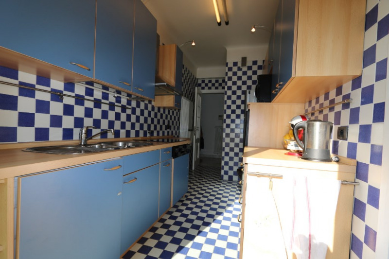 Deluxe sale apartment Nice 765000€ - Picture 2