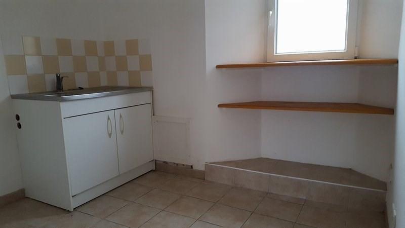 Locação apartamento Grandcamp maisy 309€ CC - Fotografia 3