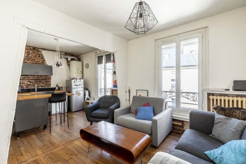 Vente appartement Paris 12ème 415000€ - Photo 2