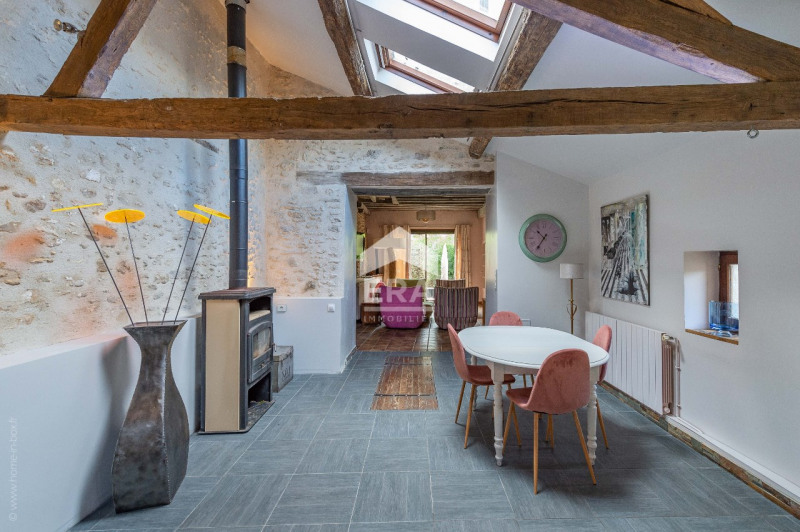 Vente maison / villa La chapelle gauthier 325000€ - Photo 9
