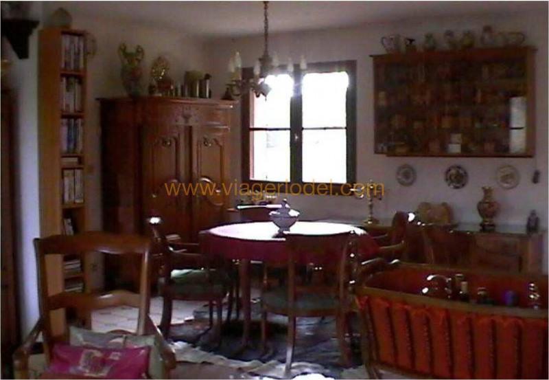 Vendita nell' vitalizio di vita casa Droue-sur-drouette 63000€ - Fotografia 5
