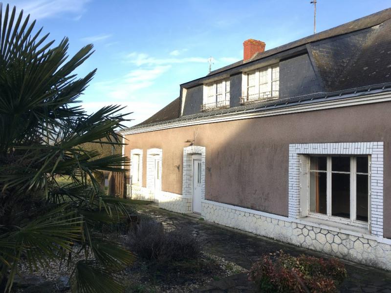 Sale house / villa Saint michel et chanveaux 53000€ - Picture 1