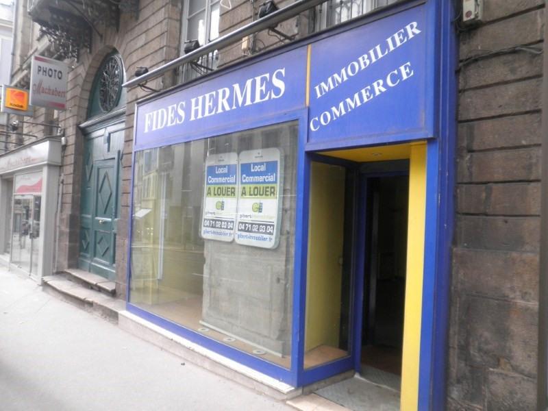 Rental office Le puy en velay 300€ HC - Picture 1