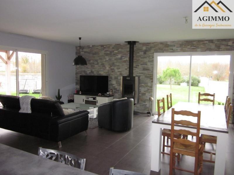 Sale house / villa L isle jourdain 288750€ - Picture 3