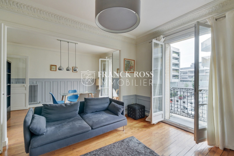 Location appartement Paris 17ème 2 000€ CC - Photo 5
