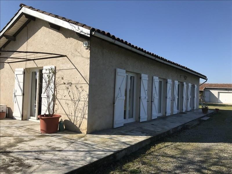 Vente maison / villa Secteur cazeres 173000€ - Photo 1