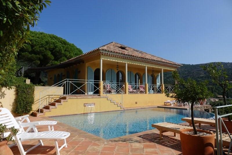 Immobile residenziali di prestigio casa Rayol canadel sur mer 1650000€ - Fotografia 5