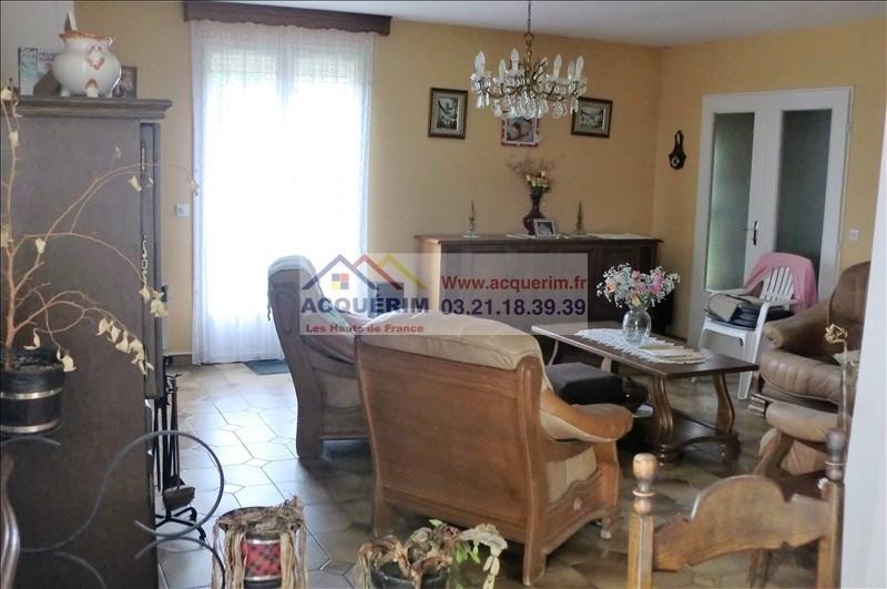 Produit d'investissement maison / villa Moncheaux 268500€ - Photo 2