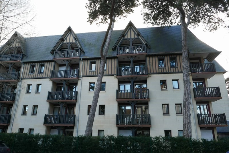 Sale apartment Deauville 89 500€ - Picture 1