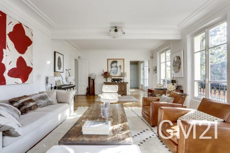 Vente de prestige appartement Paris 16ème 3140000€ - Photo 3