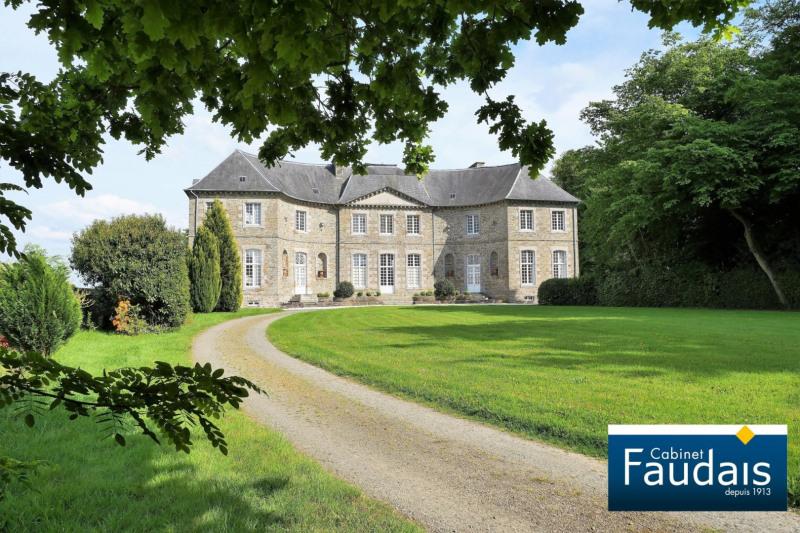 Verkoop van prestige  kasteel St charles de percy 850000€ - Foto 1