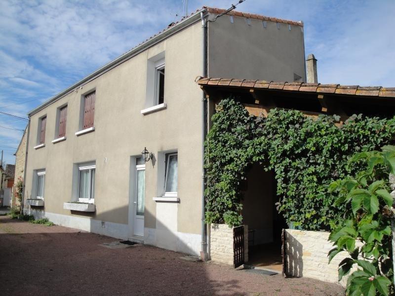 Vente maison / villa St hilaire la palud 159000€ - Photo 1