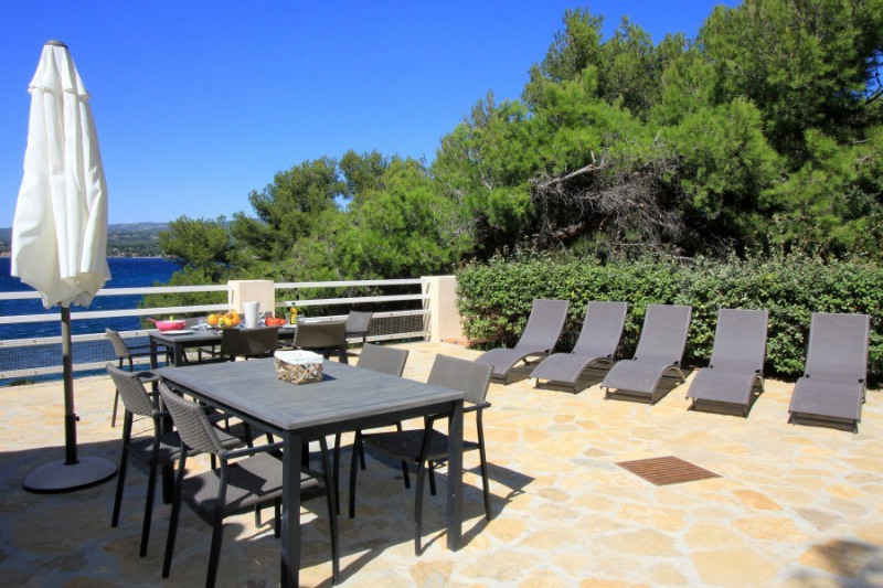 Location vacances maison / villa Saint cyr sur mer 2 000€ - Photo 3