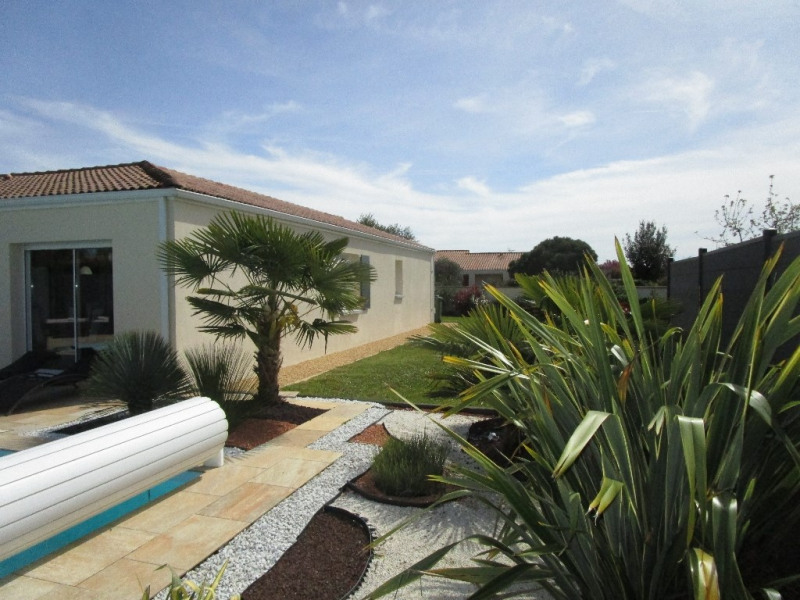 Sale house / villa Chauray 312900€ - Picture 2
